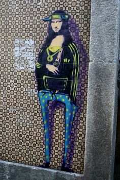 Os Gemeos in porto #streetart #graffiti #street art