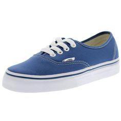 be7e1c918d32c9 Authentic Low Canvas Skate Sneakers (Grade School)