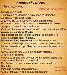 Acesse esta e outras reflexões... (clique na imagem)  #Espiritismo #Reflexao