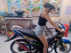 Racing Team, Cool Girl, Passion, Bike, Vehicles, Tik Tok, Miu Miu, Girls, Sony