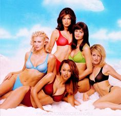 The original Victoria's Secret Angels. | 51 Reasons Why Supermodels Were Better In The '90s