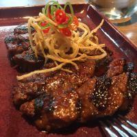 Spicy beef - Coya - Dubai