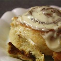Fastest Cinnamon Rolls on BigOven: No yeast, no proofing, no rising, no waiting!