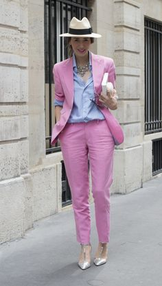 We're obsessed with these summery new ways to wear a suit