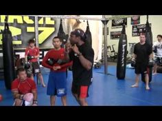 Marvin Cook - Boxing - HEAD MOVEMENT DRILL boxing strategies