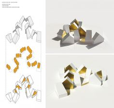 Image 12 of 12 from gallery of Hacienda de las Flores / ETB. Courtesy of ETB Graphic Design Posters, Graphic Design Typography, Architecture Site Plan, Landscape Model, Arch Model, Cool Art Projects, 3d Models, Sustainable Design, Concept Diagram