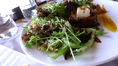 Mushroom Salad, Migas Restaurant and Lounge, Beijing, China