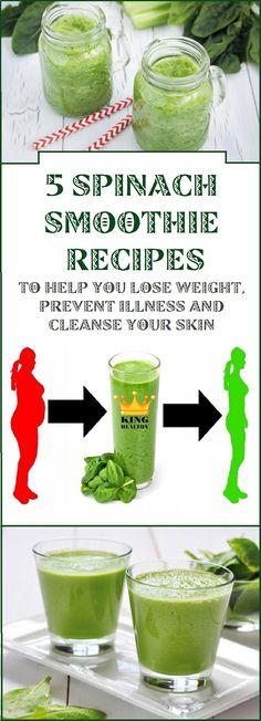#drink #smoothie #spinach