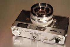 Canon Canonet QL19 E by RaúlM., via Flickr