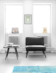 We had radiators in our house as a child. It's a nice way to teach children to stay away from hot things. You only have to touch them once to know. // radiator love. / sfgirlbybay