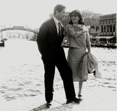 Pier Paolo Pasolini and Anna Magnani Anna Magnani, My Eyes, Tv Series, Couple Photos, People, Image, Divas, Photographs, Couple Shots