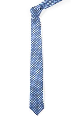 MARQUEE DOTS - BLUES | Ties, Bow Ties, and Pocket Squares | The Tie Bar