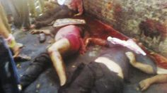 Muslims Take Three Hundred People, And Butcher All Of Them In Twelve Hours by Ted on May 7, 2014 in Featured, General By Theodore Shoebat In the Nigerian town of Gamboru Ngal, Muslims came on the attack, and in twelve hours, butchered three hundred people. As we learn from one report: