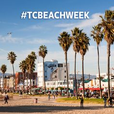 Show us your best beach photos on Instagram using #TCBeachWeek!