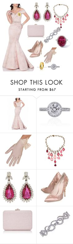 """Commemorative Concert and Reception in H.M. honour"" by dezac-novaes on Polyvore featuring Terani, Tiffany & Co., H.Stern, RALPH & RUSSO, Judith Leiber and Harry Winston"