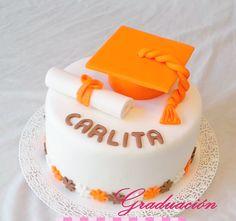 Torta de graduación Graduation Cake                                                                                                                                                                                 Más