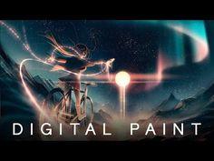 DIGITAL PAINT - Lionhearted - YouTube