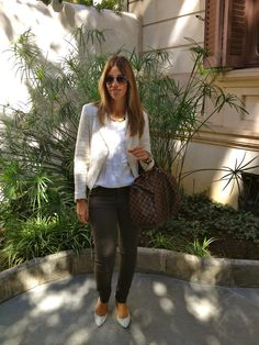 Going to the office - Miss trendy Barcelona