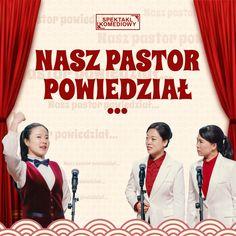 """Chrześcijański wideo """"Nasz pastor powiedział"""" (Dubbing PL) #KościółBogaWszechmogącego #religiaskecz #ChrześcijańskiSkecz #skeczoBogu #skeczoJezusie #skeczoreligii #chrześcijańskarefleksja #Refleksjachrześcijańska #szermierkasłowna #Chrześcijańskiwideo Spirituality, Sayings, Film, Movies, Movie Posters, Pastor, Movie, Lyrics, Film Stock"""