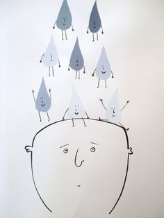 Ilustração de Hazel Terry - http://theartroomplant.blogspot.com