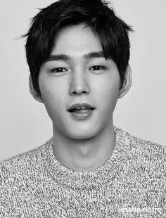 Lee Won Geun - Marie Claire Magazine March Issue '17