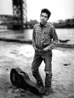 Bob Dylan in the Beginning