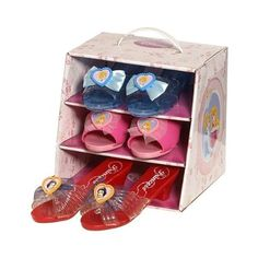 Disney Princess Glamour Shoe Case -- Click image for more details-affiliate link.