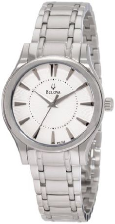 Women's Wrist Watches - Bulova Womens 96L143 Dress Classic Watch >>> You can find more details by visiting the image link. (This is an Amazon affiliate link)