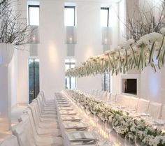 White is a popular choice by a lot of people for decorating. White is neutral in interiors and gives a luxurious appearance . White is the perfect base to mix with bright colored flowers , the acce…