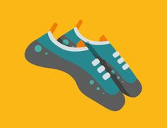 Breaking in new rock climbing shoes can be painful. Follow these two simple methods to avoid some of the agony.
