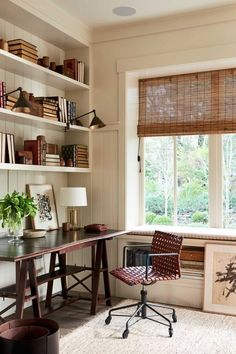 Home interior Design Videos Living Room Wood Ceilings - Home interior Classic - - - Home Office Space, Home Office Design, Home Office Decor, Office Ideas, Vintage Office Decor, Office Designs, Office Table, Office Spaces, Design Loft