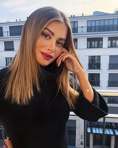 70 The best modern haircuts and hair colors + # best . - 70 The best modern haircuts and hair colors + # best - Hair Color For Women, Cool Hair Color, Medium Hair Styles, Short Hair Styles, Natural Hair Styles, Balayage Hair, Ombre Hair, Cheveux Beiges, Modern Haircuts