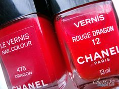'dragon' vs 'rouge dragon'