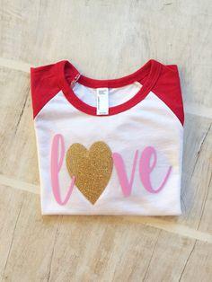 Hey, I found this really awesome Etsy listing at https://www.etsy.com/listing/262847171/girls-valentines-shirt-valentines-shirt