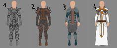 Warrior concept art board game inspiration RPG