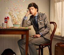 breakfast, calm, celebtrity, cereal, funny, genius, hilarious, martin schoeller