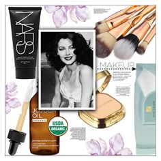 """1238"" by melanie-avni ❤ liked on Polyvore featuring beauty, Bobbi Brown Cosmetics, Daum, NARS Cosmetics, Estée Lauder and Loewe"