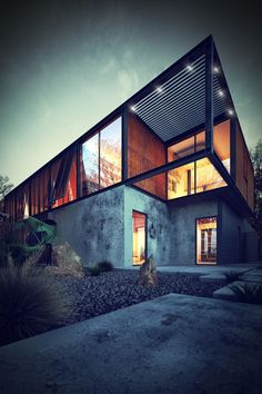 CGarchitect - Professional 3D Architectural Visualization User Community | Metal house