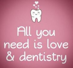 All you need is love dentistry. Lambert Pediatric Dentistry | https://www.tribecapediatricdental.com
