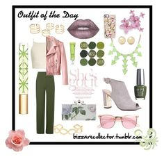 """Outfit of the Day 27"" by profoundly-bizzare-collector ❤ liked on Polyvore featuring Lancôme, SHE MADE ME, Boohoo, Accessorize, Casetify, ZeroUV, Kenneth Jay Lane, OPI, Tory Burch and Lime Crime"
