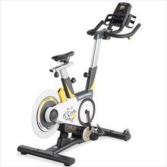 Proform Tour de France Indoor Cycling Bike with iFit Powered by Google @David Arevalo