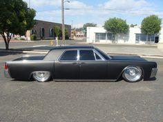 Hotrodjunkie — jeremylawson: 1963 Lincoln Continental.