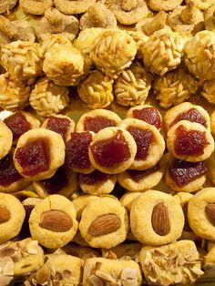 Panellets, All Saints Catalan cookies!