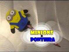 DIY.: Minions + Ponteira
