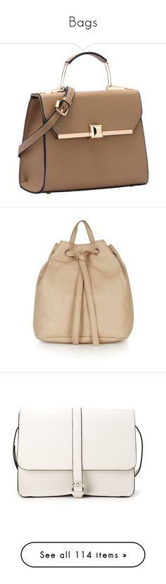 """Bags"" by samtiritilli ❤ liked on Polyvore featuring bags, handbags, shoulder bags, purses, bolsas, bolsos, brown shoulder bag, brown purse, handbags shoulder bags and shoulder handbags"