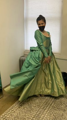 Hamilton Costume, 18th Century Dress, Asian Wedding Dress, Shoe Warehouse, Hamilton Musical, Beautiful Prom Dresses, Colored Highlights, Staircases, Good Looking Men