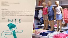 Alice Jacob, 5, is calling out a major fashion brand for its limited selection of gender-neutral clothing.