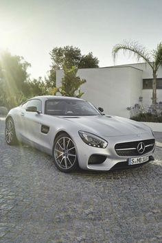 """Mercedes AMG GT"