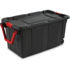 Tote With Wheels And Handle