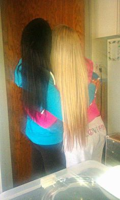 friends long hairstyles